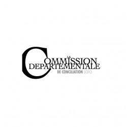 Logo des Commissions départementale de conciliation