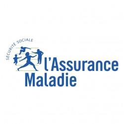 Logo des Caisses primaire d'assurance maladie
