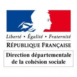 Logo des DDCS