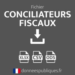 Fichier des Conciliateurs fiscaux